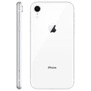 Celular Apple iPhone XR 64GB 4G iOS 13 Tela 6.1 - Câm. 12MP - Branco-0