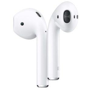 Fone de Ouvido Apple AirPods (2ª geração) - Com Estojo de Recarga sem Fio-0