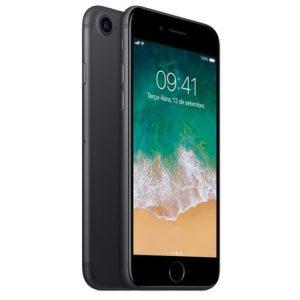 iPhone 7 Apple Preto Matte 32GB, Desbloqueado - MN8X2BR/A-0