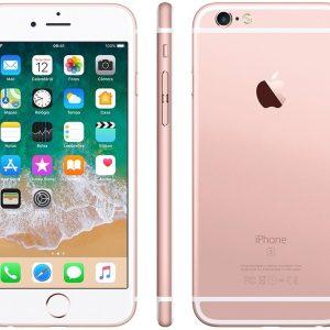 "iPhone 6s 64GB Rose Tela 4.7"" Câmera 12MP, 4G Processador 1.8 GHz Dual Core - Apple-0"