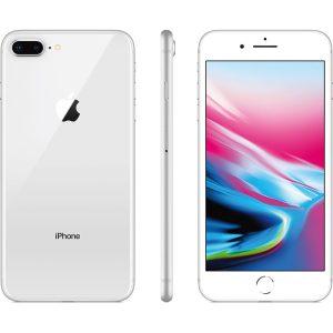 "iPhone 8 Plus 64gb Silver Tela 5.5"" iOS 12 4G Câmera 12 MP - Apple-0"
